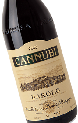 Borgogno Serio - Barolo Cannubi, Barolo Winery, Visits and Wine Tasting